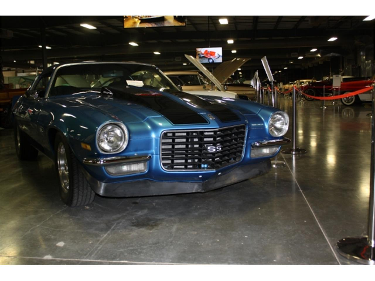 Large Picture of '70 Camaro SS - DSBP