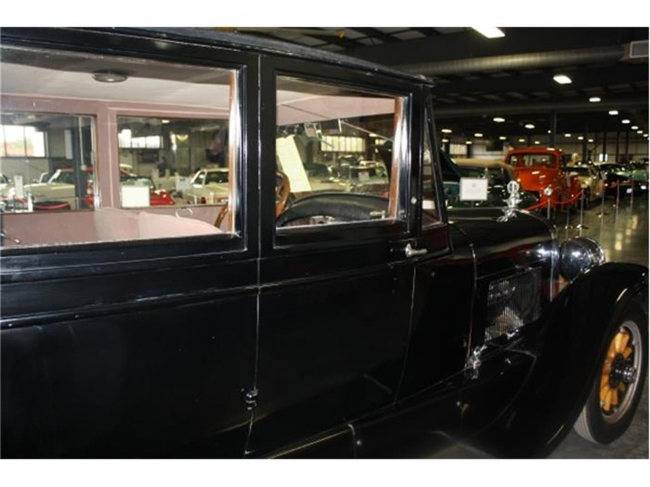 Large Picture of Classic '26 Lincoln Coupe - $32,900.00 Offered by Branson Auto & Farm Museum - DSBQ