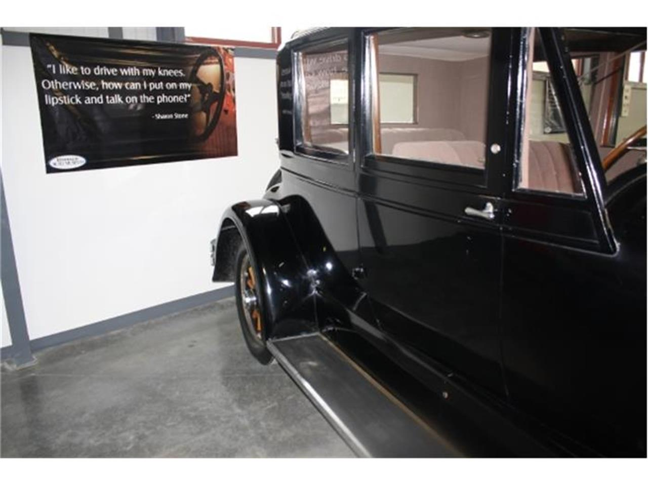 Large Picture of '26 Lincoln Coupe located in Missouri - $32,900.00 Offered by Branson Auto & Farm Museum - DSBQ