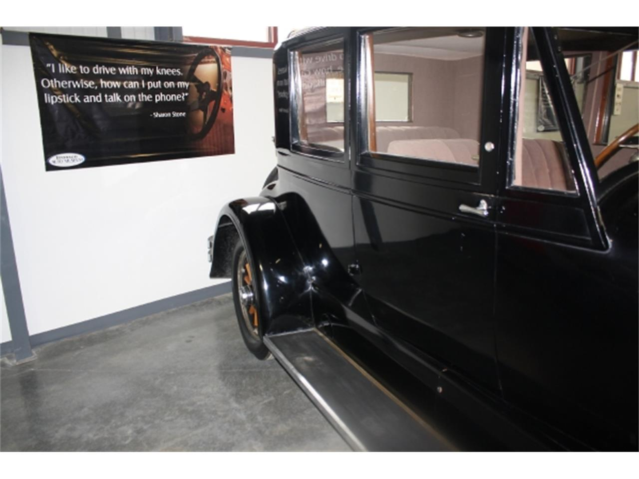 Large Picture of Classic 1926 Lincoln Coupe - $32,900.00 Offered by Branson Auto & Farm Museum - DSBQ