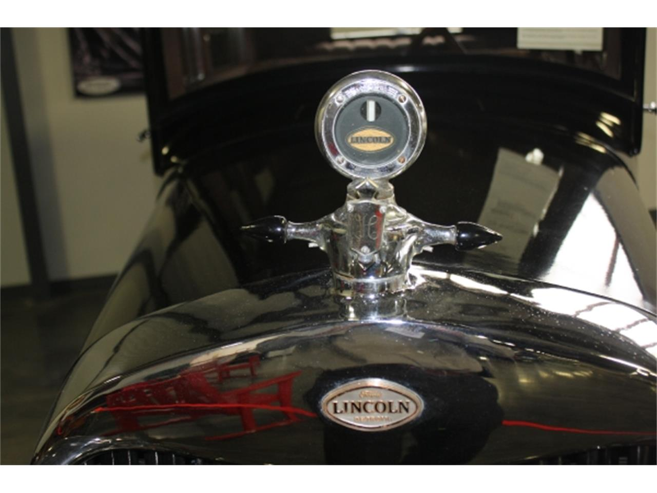 Large Picture of Classic '26 Lincoln Coupe Offered by Branson Auto & Farm Museum - DSBQ