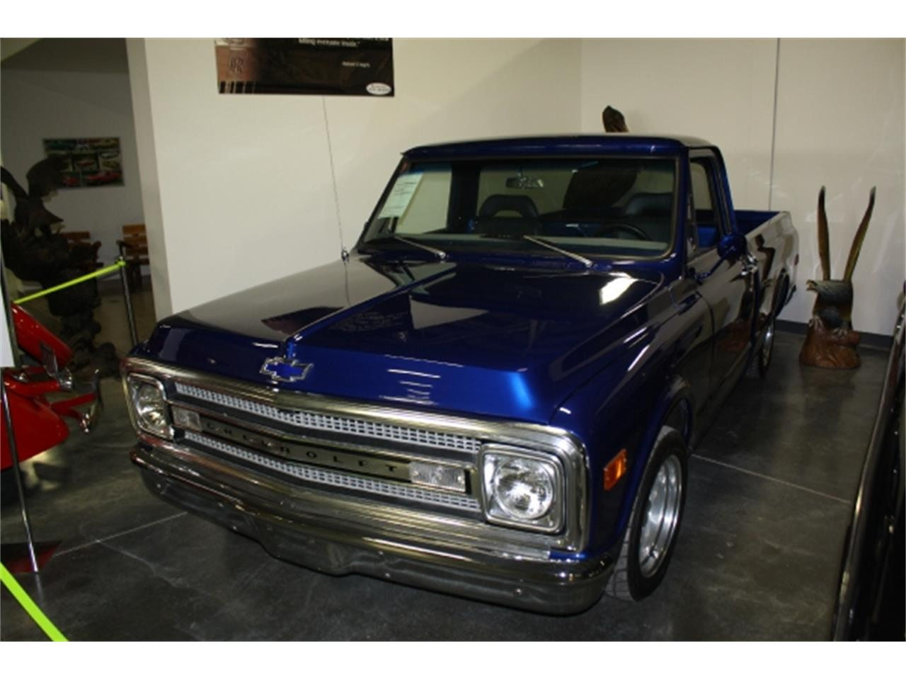 Large Picture of Classic '69 Pickup - DSBY