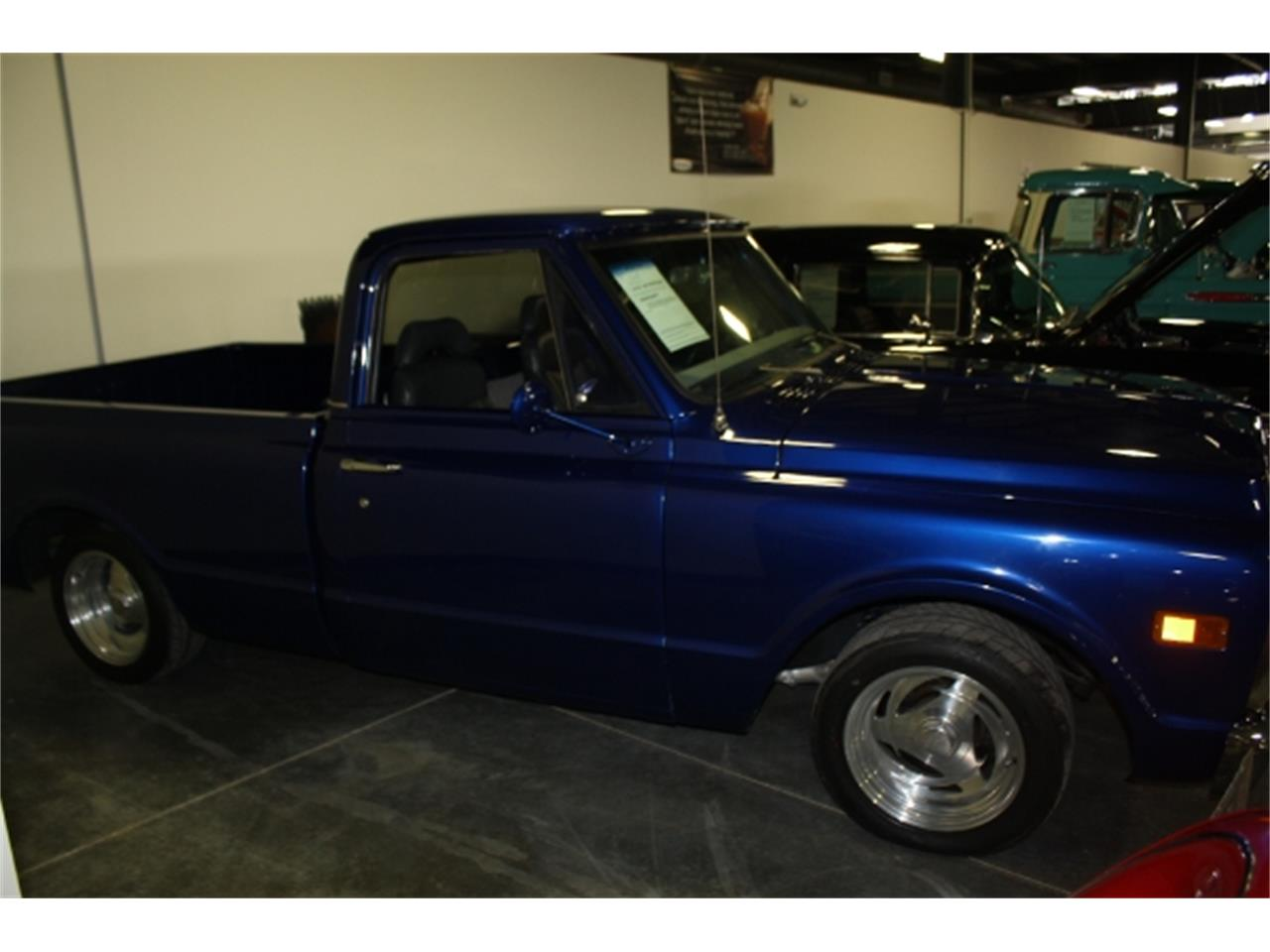 Large Picture of Classic 1969 Chevrolet Pickup located in Branson Missouri - $29,900.00 Offered by Branson Auto & Farm Museum - DSBY
