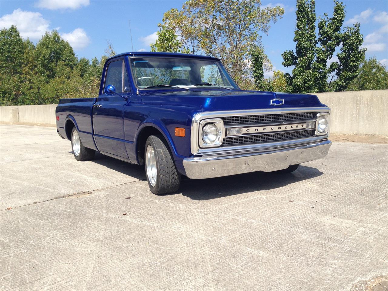 Large Picture of Classic 1969 Chevrolet Pickup - $29,900.00 Offered by Branson Auto & Farm Museum - DSBY