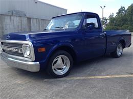 Picture of 1969 Pickup - $29,900.00 Offered by Branson Auto & Farm Museum - DSBY