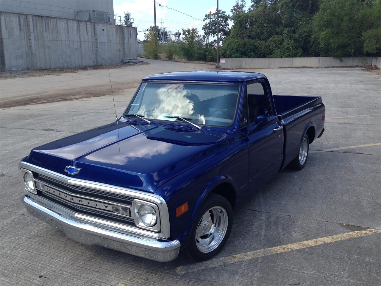 Large Picture of '69 Chevrolet Pickup - DSBY