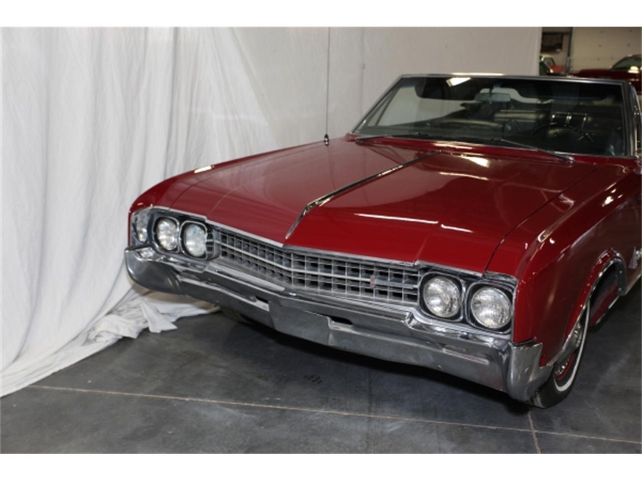 Large Picture of Classic '66 98 Offered by Branson Auto & Farm Museum - DSBZ