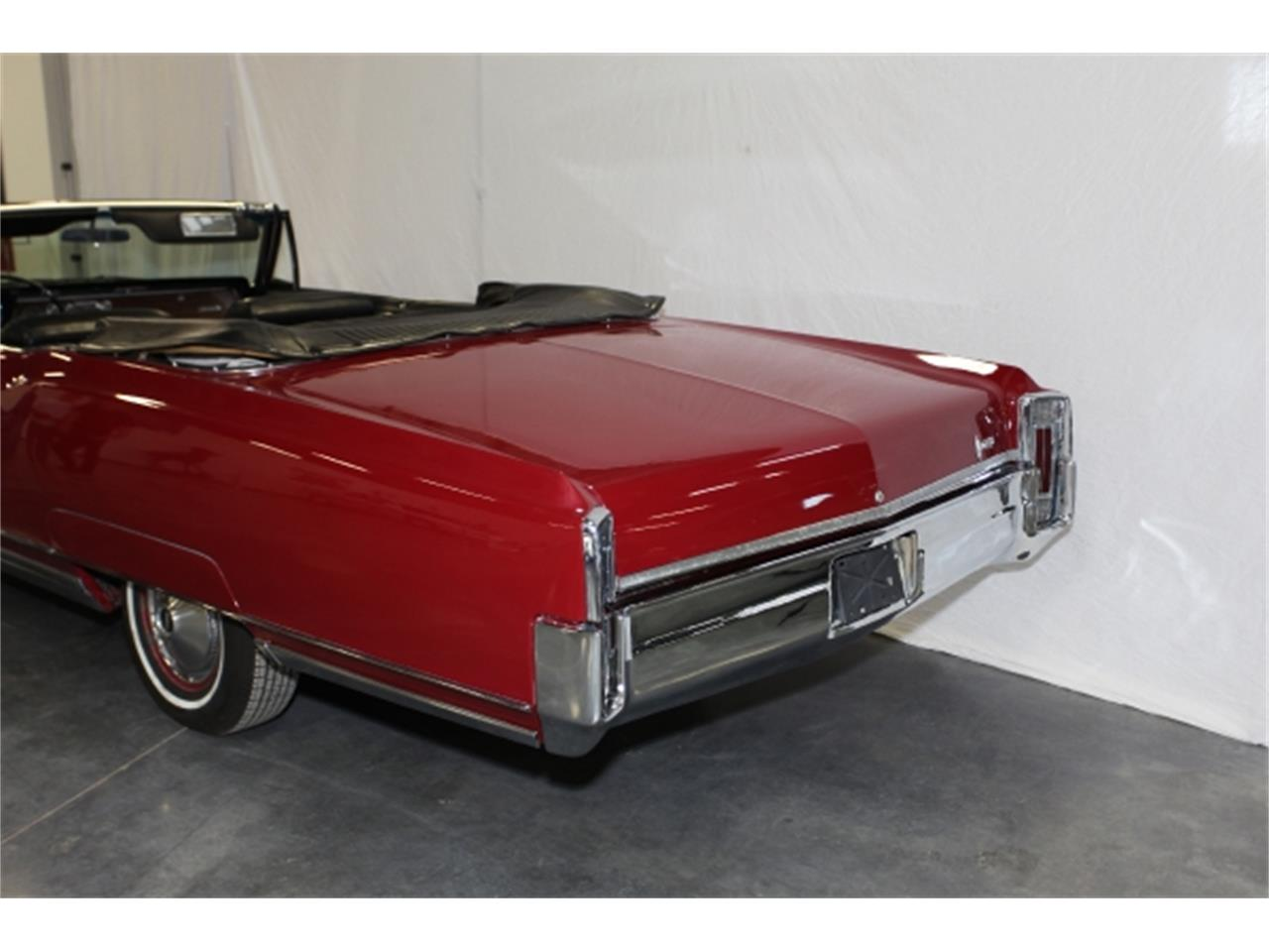 Large Picture of Classic '66 Oldsmobile 98 located in Missouri Offered by Branson Auto & Farm Museum - DSBZ