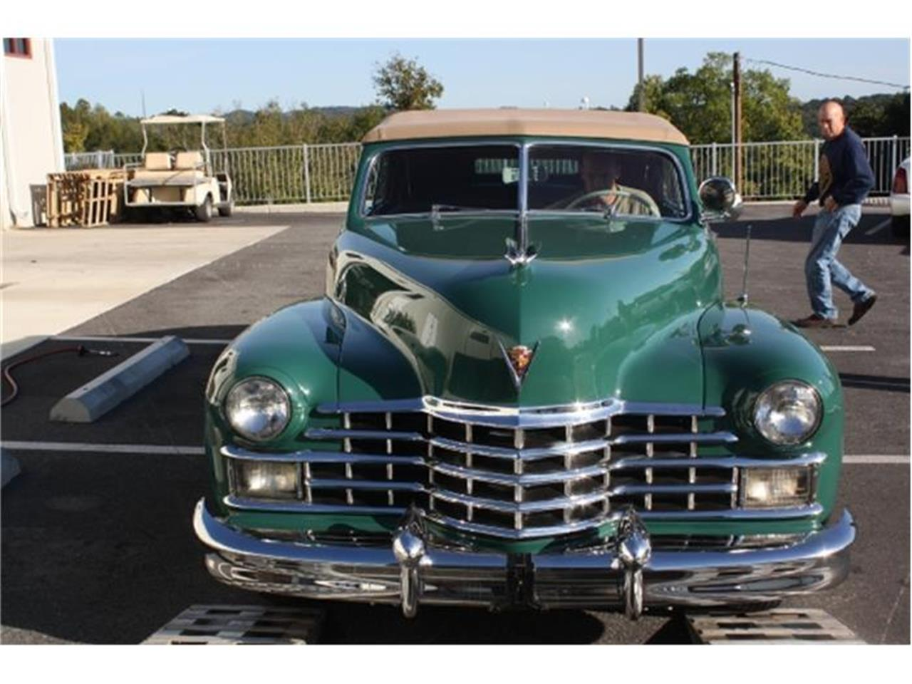 Large Picture of 1947 Cadillac Series 62 located in Missouri - DSC6