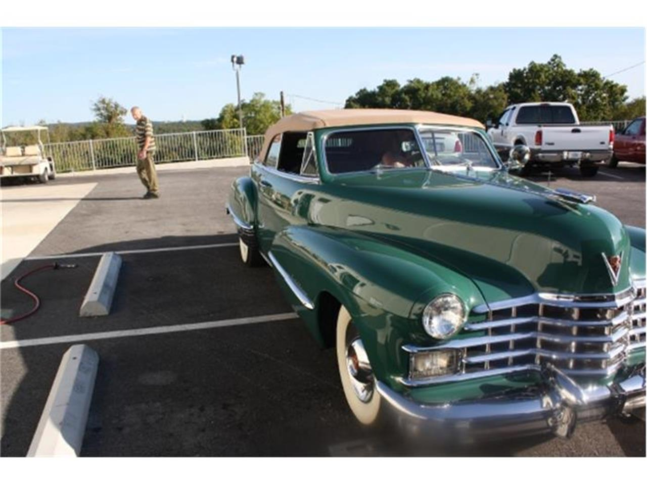 Large Picture of Classic 1947 Series 62 - $119,500.00 - DSC6