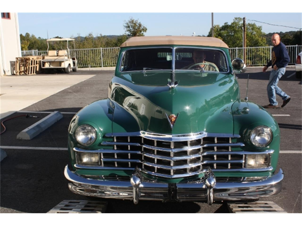 Large Picture of 1947 Series 62 - $119,500.00 Offered by Branson Auto & Farm Museum - DSC6