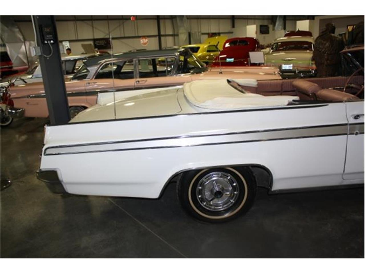 Large Picture of Classic '63 Oldsmobile Starfire - $40,000.00 Offered by Branson Auto & Farm Museum - DSCB