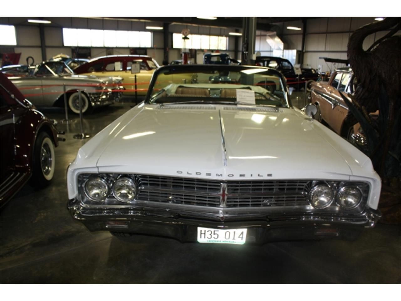 Large Picture of Classic 1963 Oldsmobile Starfire located in Branson Missouri Offered by Branson Auto & Farm Museum - DSCB