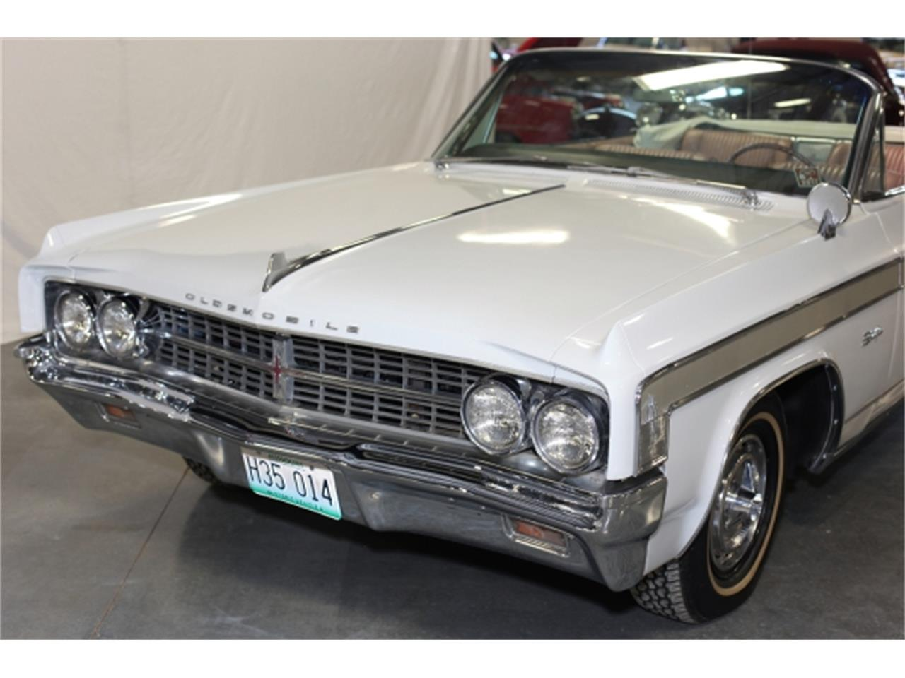 Large Picture of Classic 1963 Starfire - $40,000.00 Offered by Branson Auto & Farm Museum - DSCB