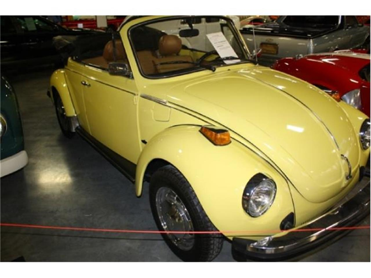 Large Picture of 1979 Super Beetle located in Branson Missouri - $19,500.00 Offered by Branson Auto & Farm Museum - DSCK