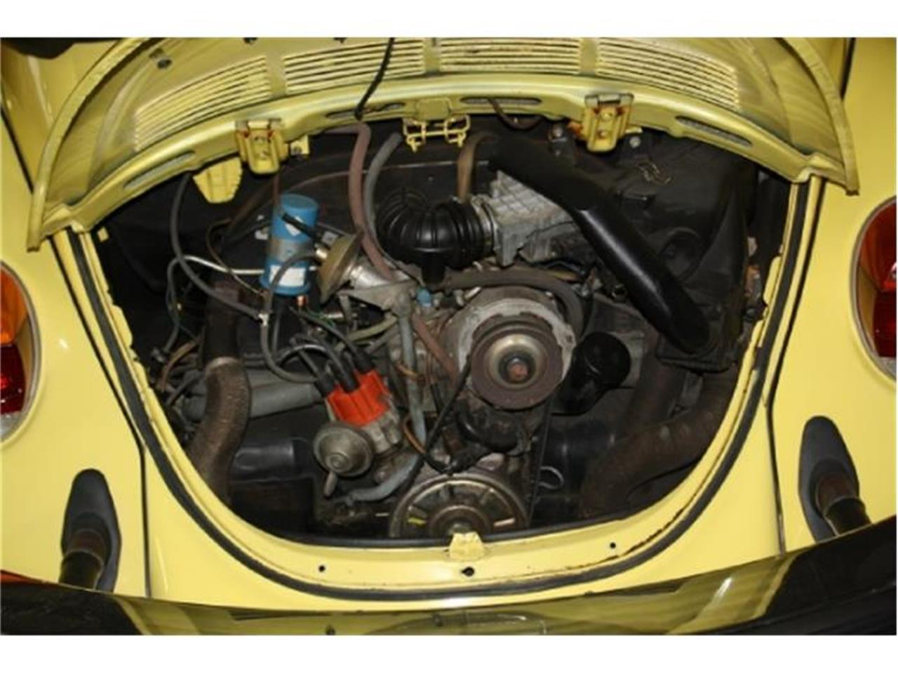 Large Picture of '79 Super Beetle - $19,500.00 Offered by Branson Auto & Farm Museum - DSCK
