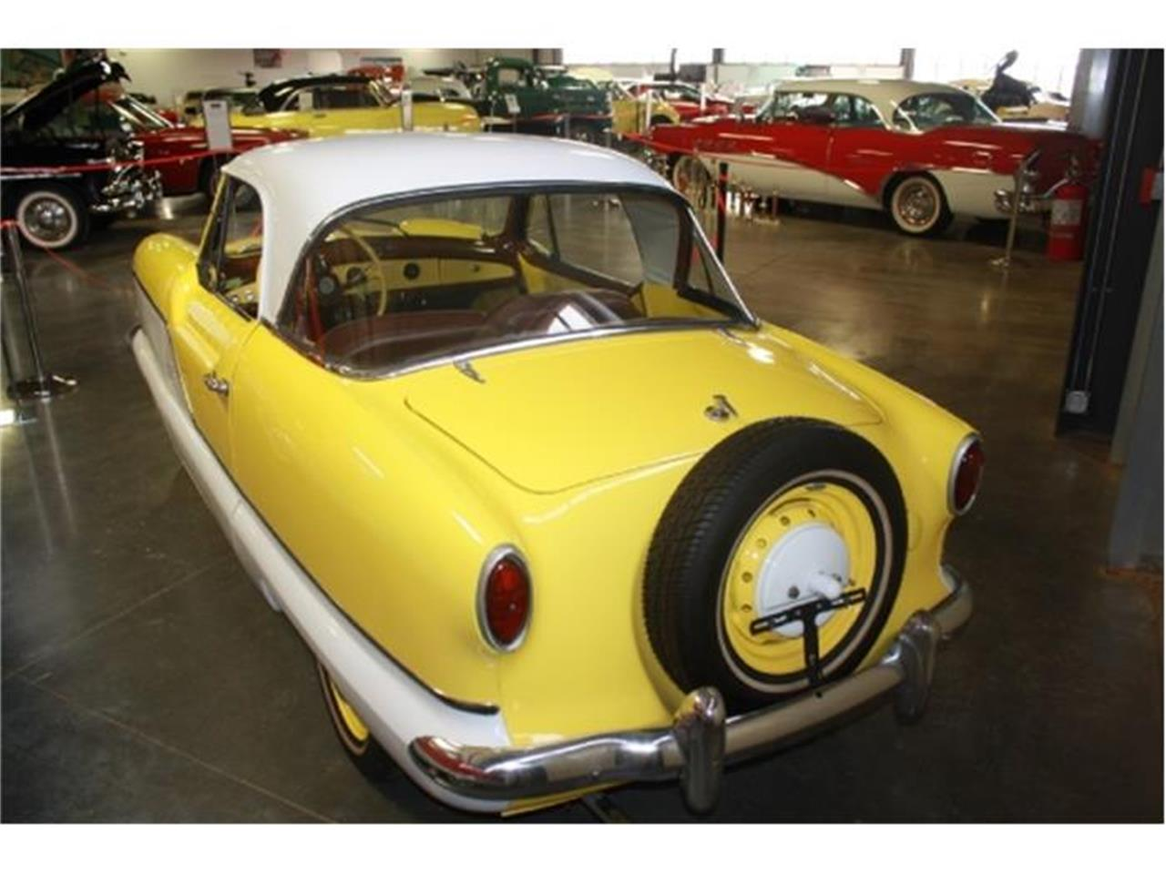 Large Picture of Classic '60 Metropolitan - $18,500.00 Offered by Branson Auto & Farm Museum - DSCN