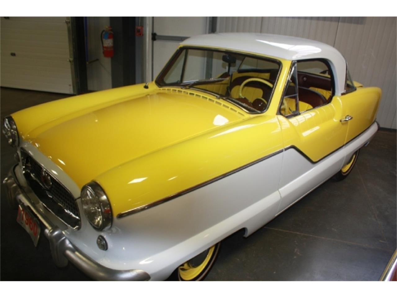 Large Picture of Classic '60 Metropolitan located in Missouri - $18,500.00 Offered by Branson Auto & Farm Museum - DSCN