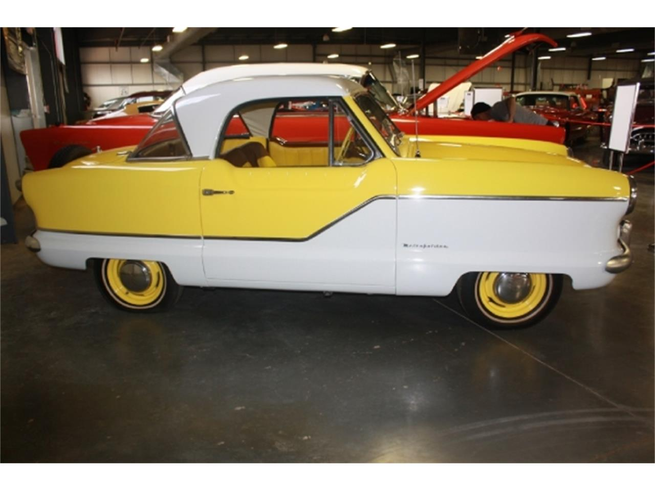 Large Picture of '60 Nash Metropolitan - $18,500.00 - DSCN