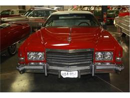 Picture of '74 Cadillac Eldorado located in Branson Missouri Offered by Branson Auto & Farm Museum - DSCQ