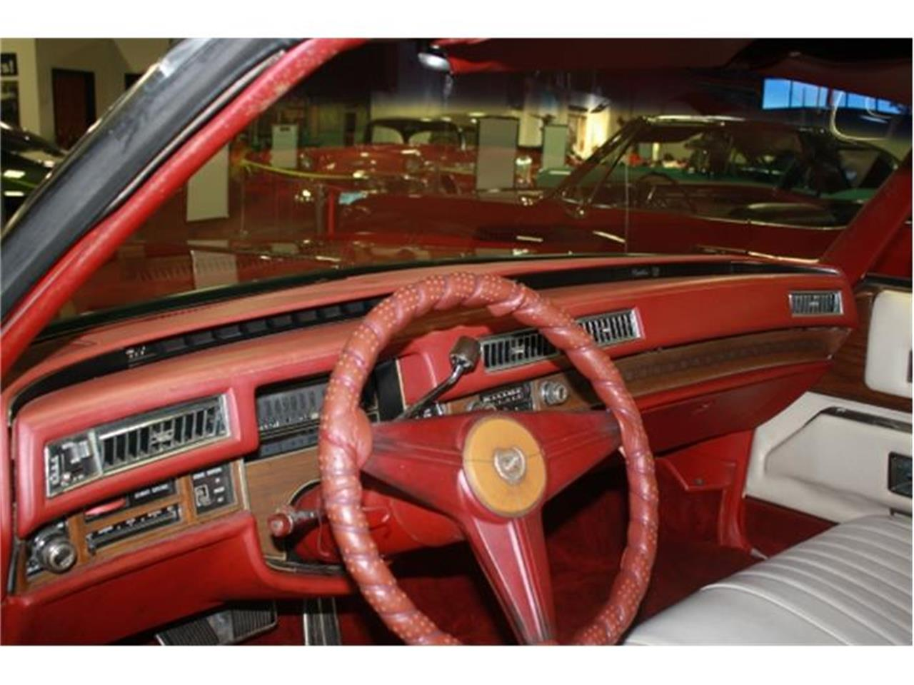 Large Picture of 1974 Eldorado located in Branson Missouri Offered by Branson Auto & Farm Museum - DSCQ