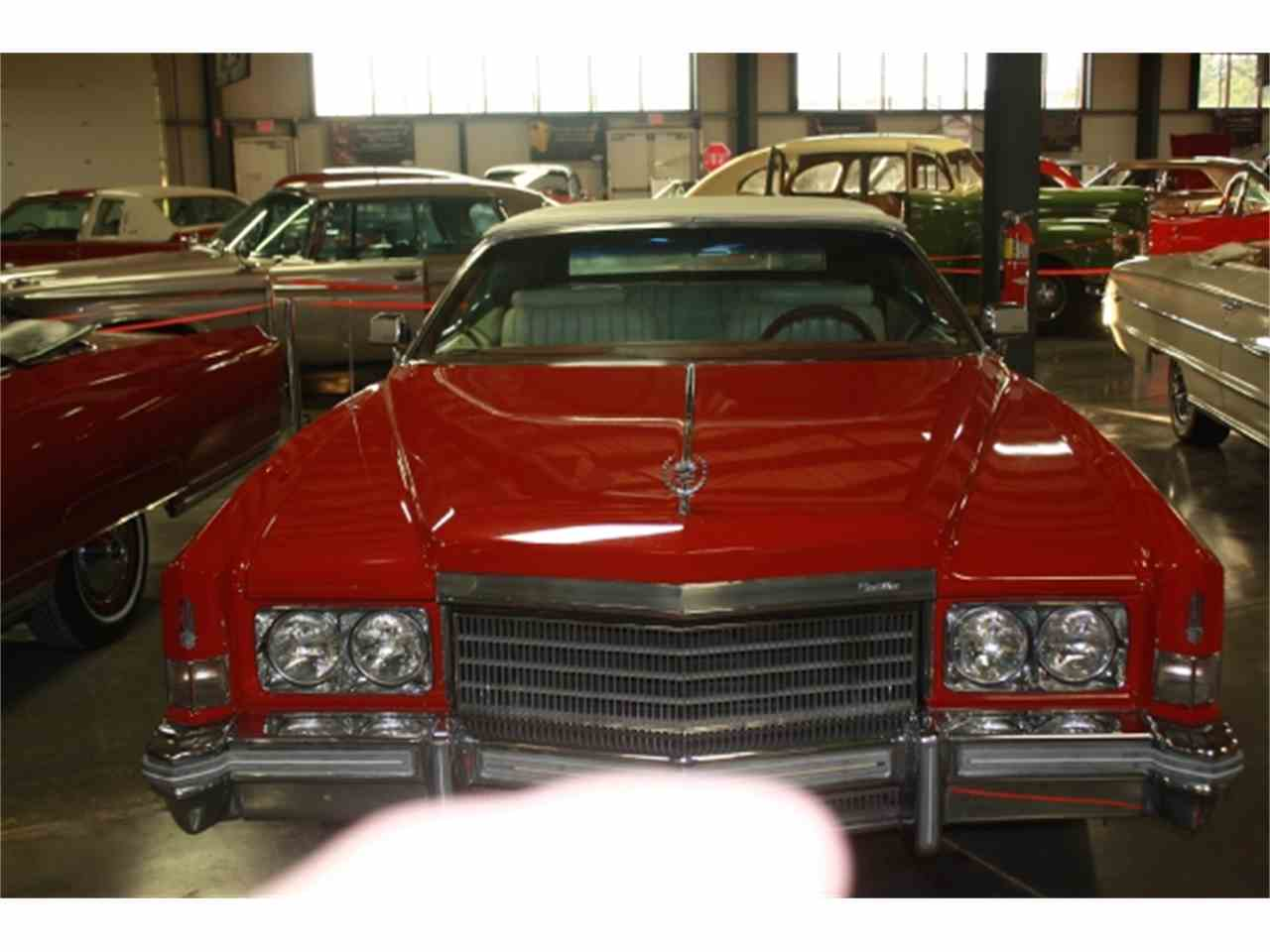 Large Picture of '74 Eldorado - DSCQ