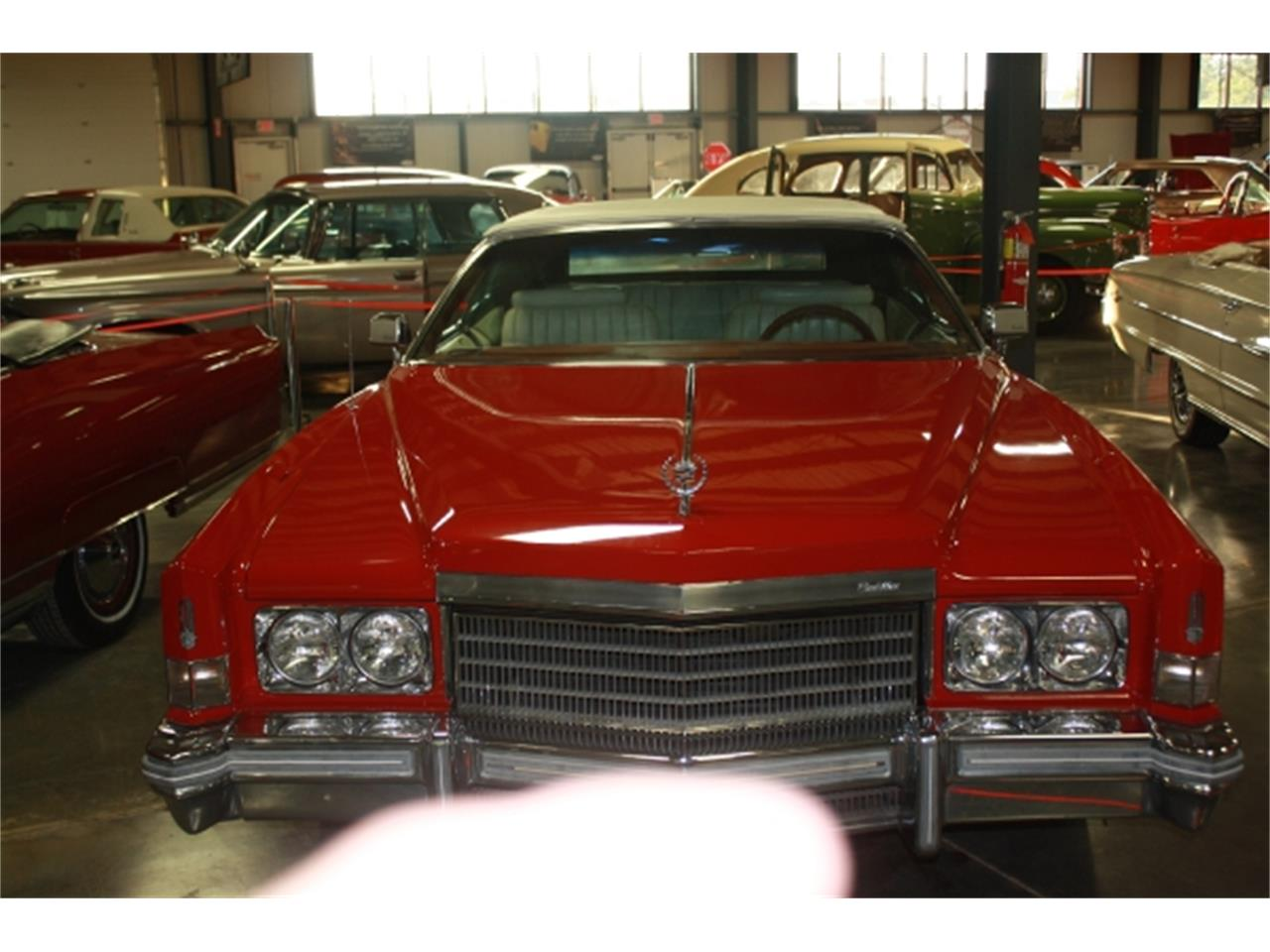 Large Picture of 1974 Cadillac Eldorado located in Branson Missouri - DSCQ