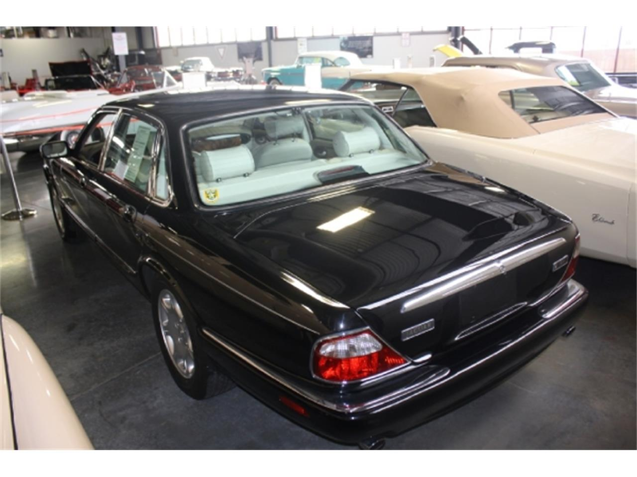 Large Picture of '98 Jaguar XJ8 located in Branson Missouri Offered by Branson Auto & Farm Museum - DSCU