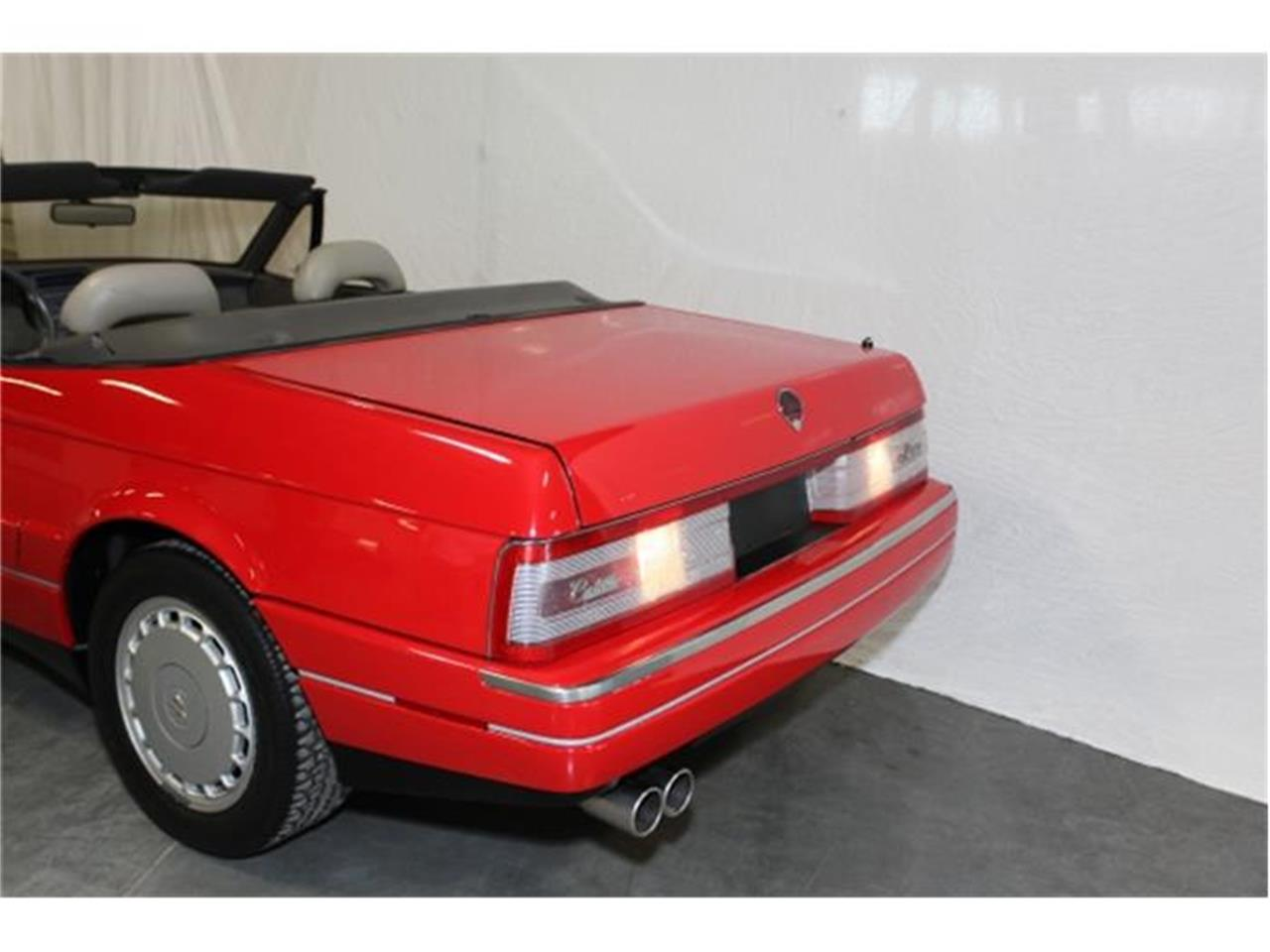 Large Picture of '92 Cadillac Allante located in Branson Missouri Offered by Branson Auto & Farm Museum - DSCW