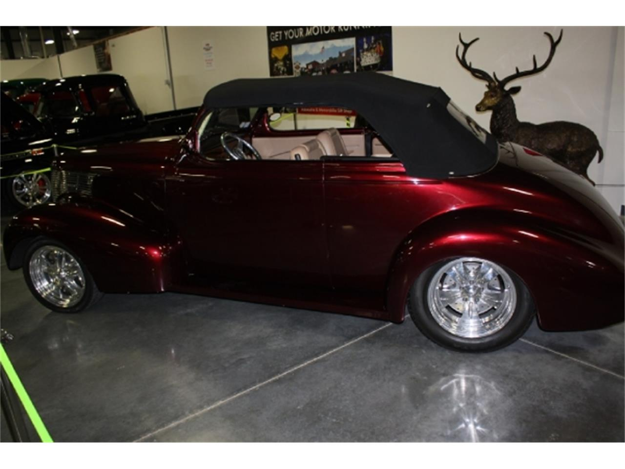 Large Picture of '39 Convertible - DSD5