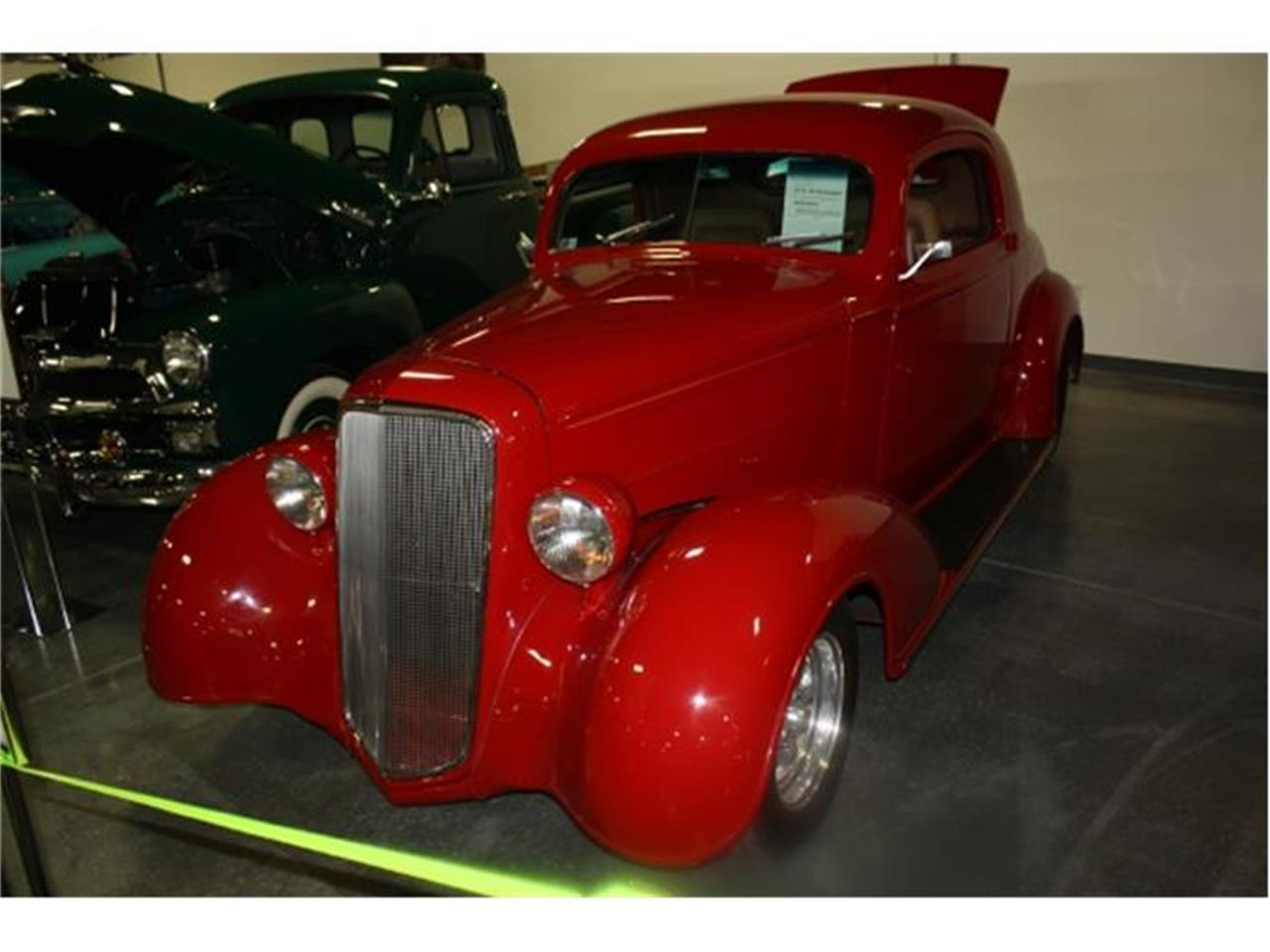 Large Picture of '35 Master Offered by Branson Auto & Farm Museum - DSDE