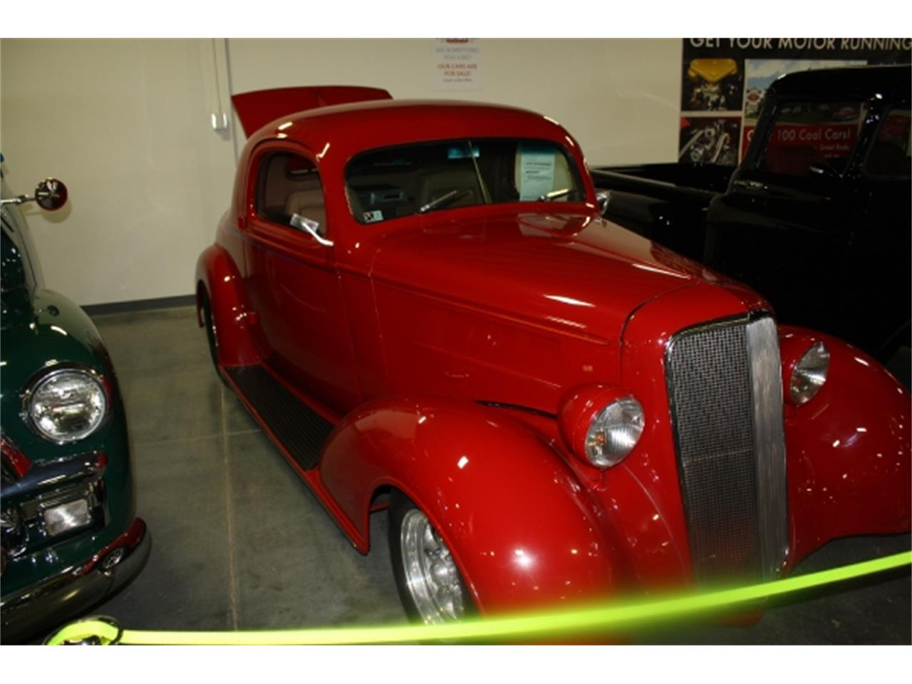 Large Picture of Classic '35 Chevrolet Master located in Branson Missouri Offered by Branson Auto & Farm Museum - DSDE