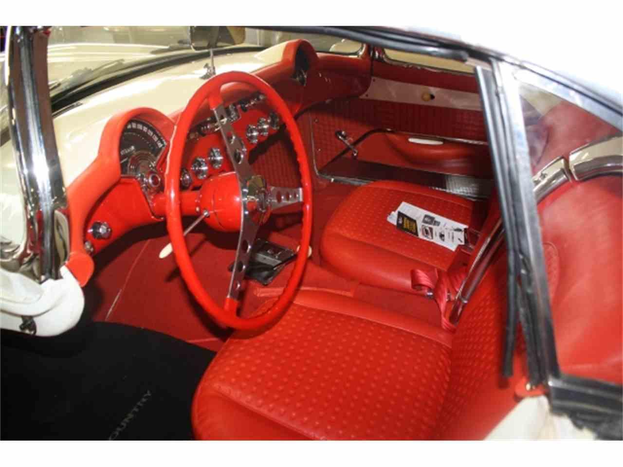 Large Picture of 1956 Corvette located in Branson Missouri - $79,900.00 Offered by Branson Auto & Farm Museum - DSDF