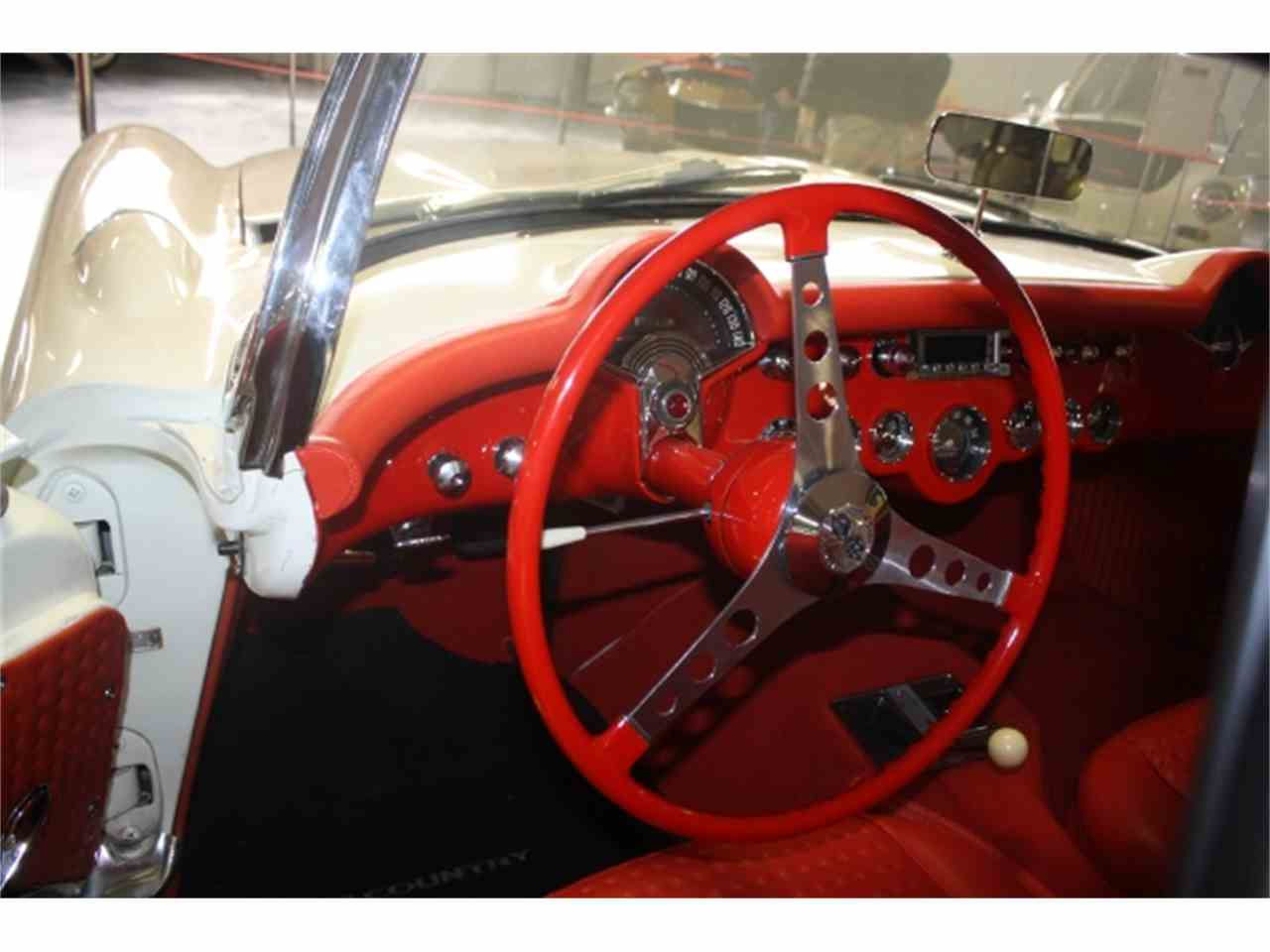 Large Picture of '56 Corvette - $79,900.00 Offered by Branson Auto & Farm Museum - DSDF