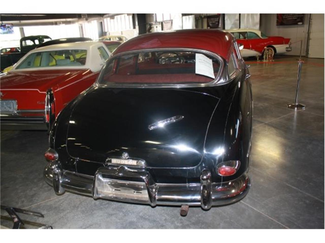 Large Picture of 1953 Hudson Wasp located in Branson Missouri Offered by Branson Auto & Farm Museum - DSDI