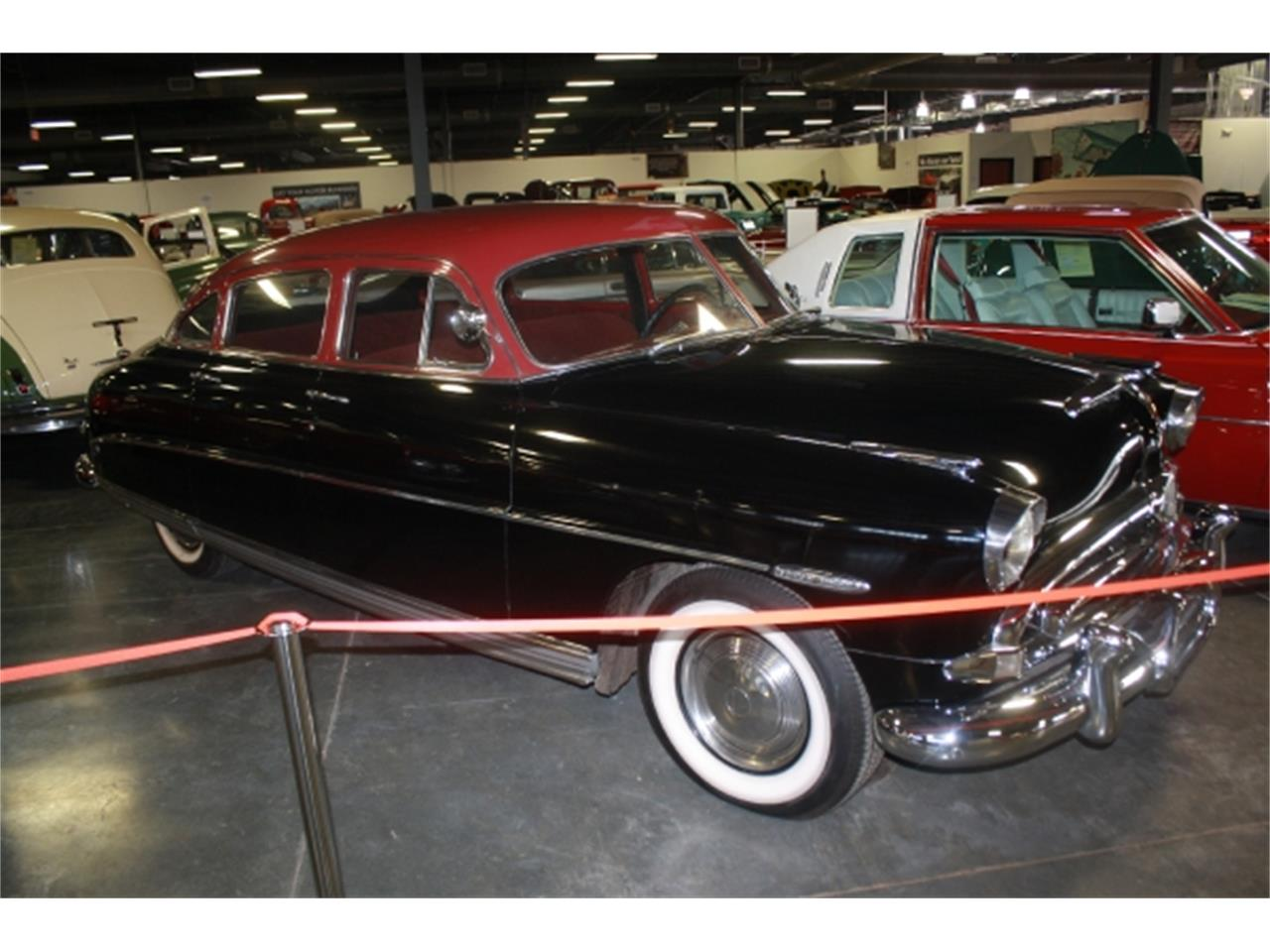 Large Picture of 1953 Hudson Wasp located in Missouri Offered by Branson Auto & Farm Museum - DSDI
