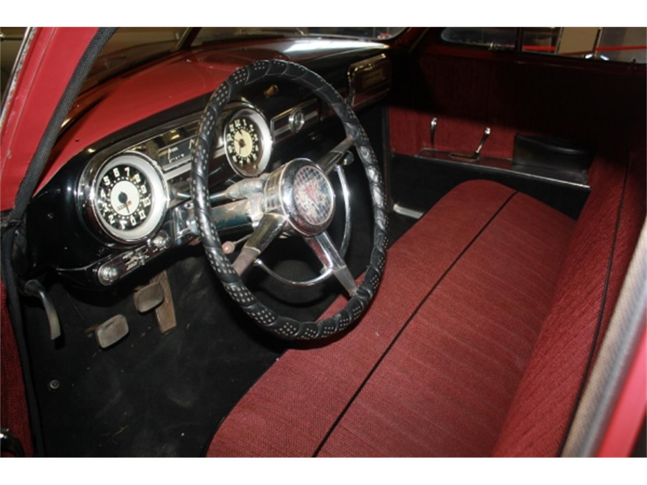 Large Picture of Classic 1953 Hudson Wasp - $22,500.00 Offered by Branson Auto & Farm Museum - DSDI