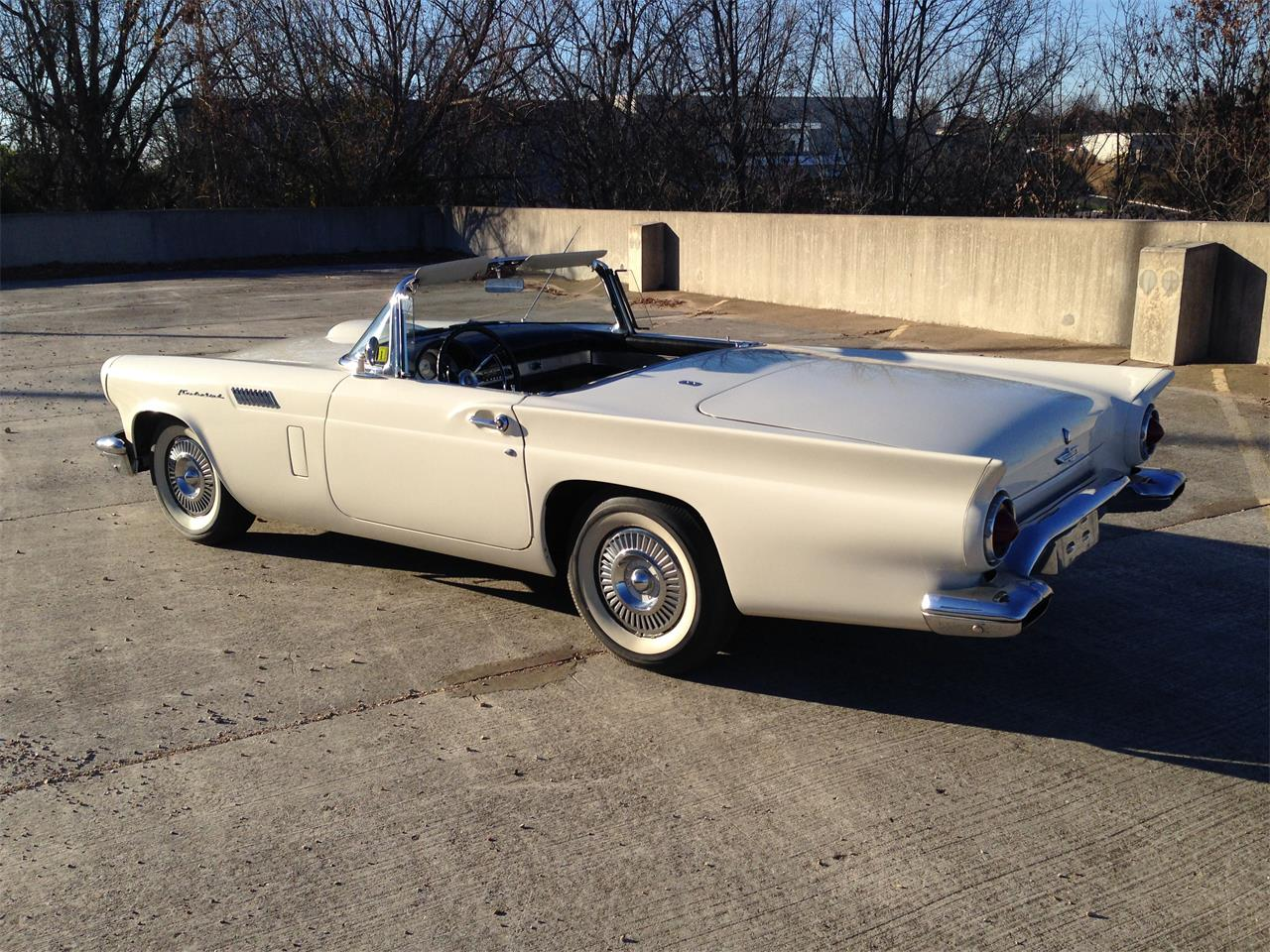 Large Picture of '57 Ford Thunderbird located in Branson Missouri Offered by Branson Auto & Farm Museum - DSDJ