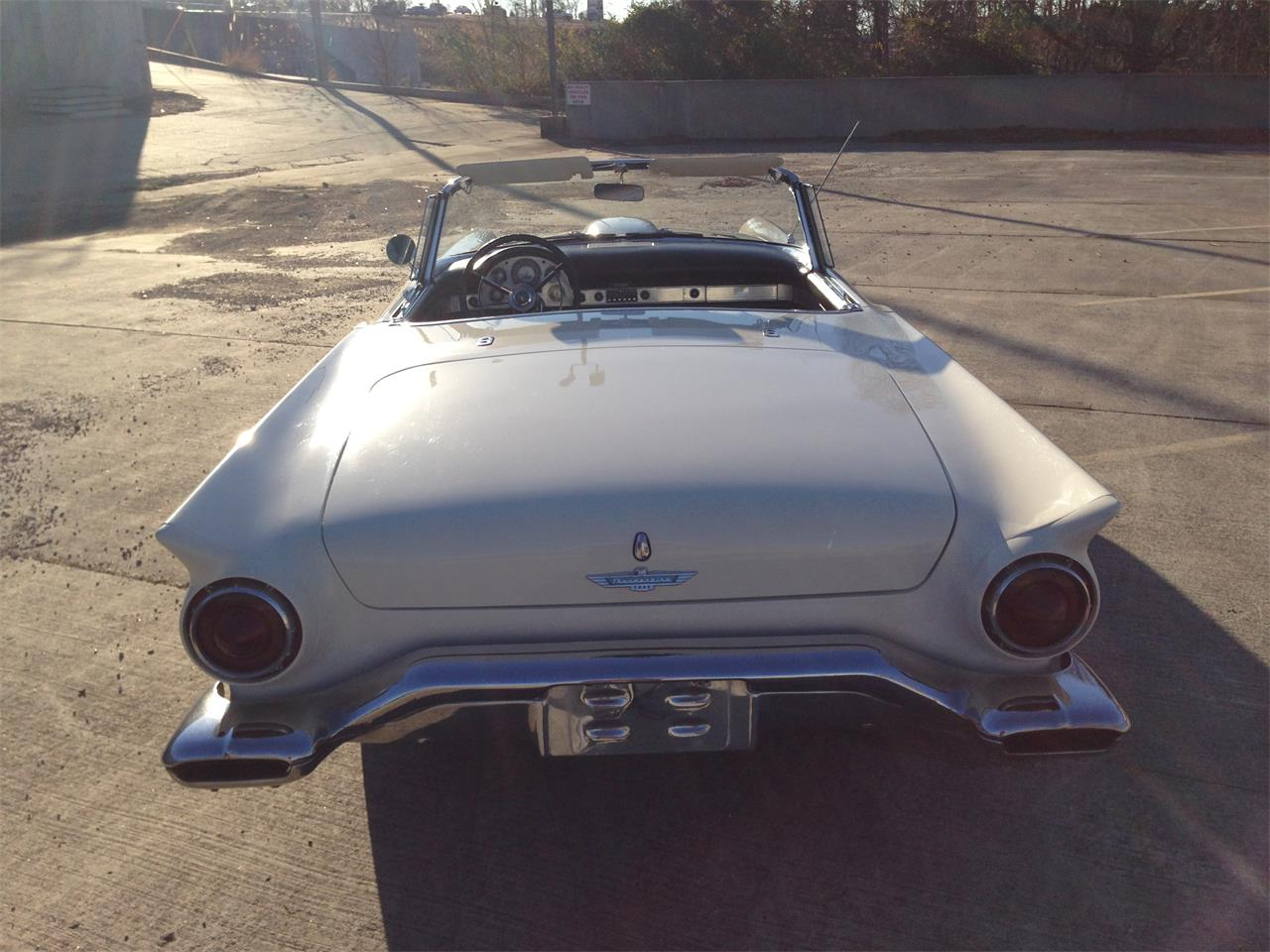 Large Picture of Classic '57 Ford Thunderbird located in Branson Missouri - $52,000.00 Offered by Branson Auto & Farm Museum - DSDJ