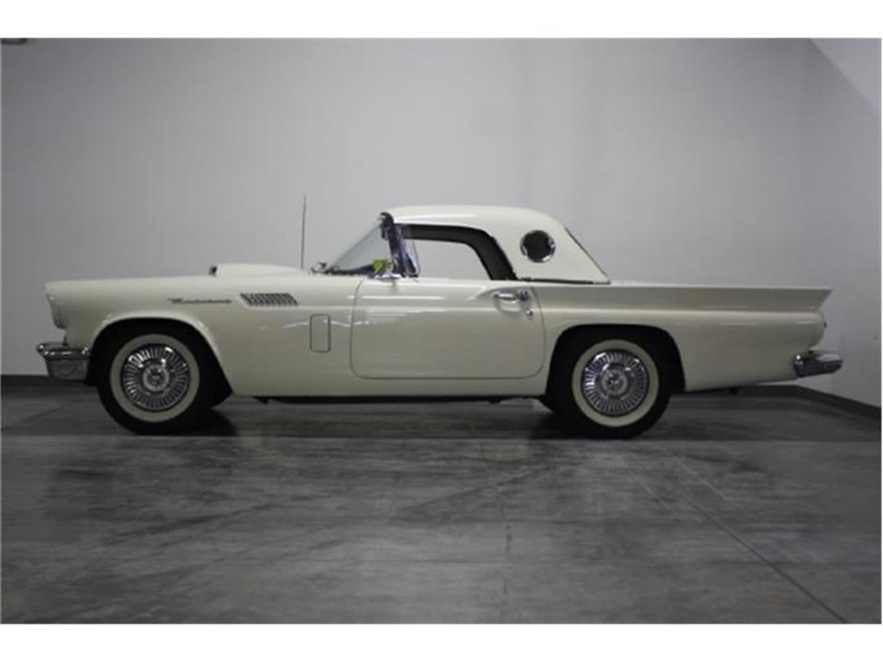 Large Picture of Classic 1957 Thunderbird Offered by Branson Auto & Farm Museum - DSDJ