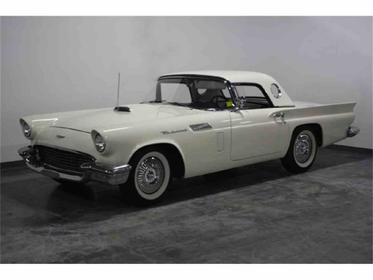 Large Picture of '57 Thunderbird - DSDJ