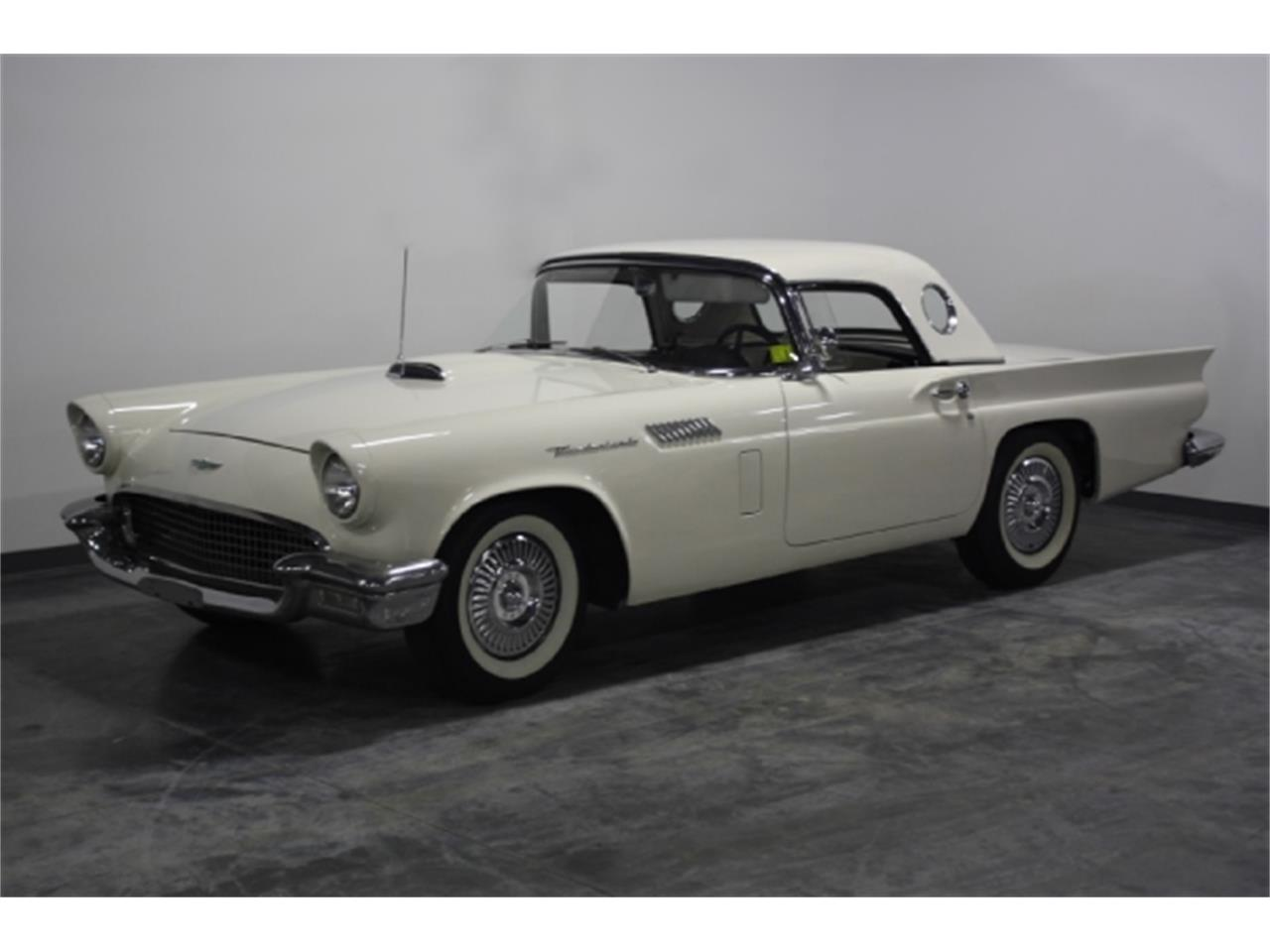 Large Picture of Classic '57 Ford Thunderbird located in Branson Missouri Offered by Branson Auto & Farm Museum - DSDJ