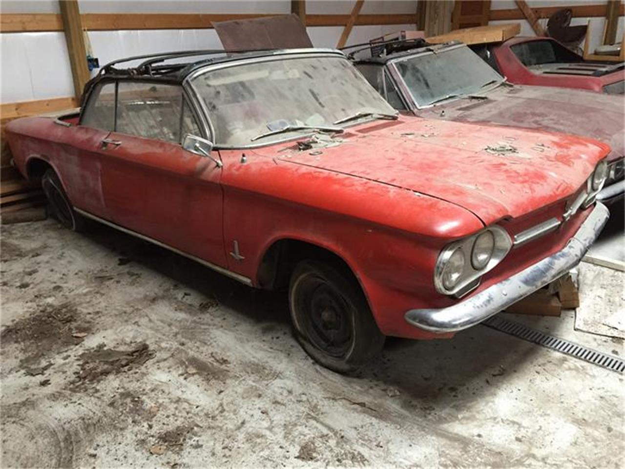 Large Picture of Classic 1962 Chevrolet Corvair located in Hastings Nebraska - DSDN