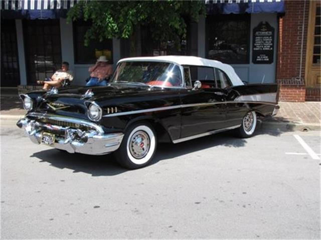 Picture of Classic 1957 Bel Air located in Florence Alabama - DSS5