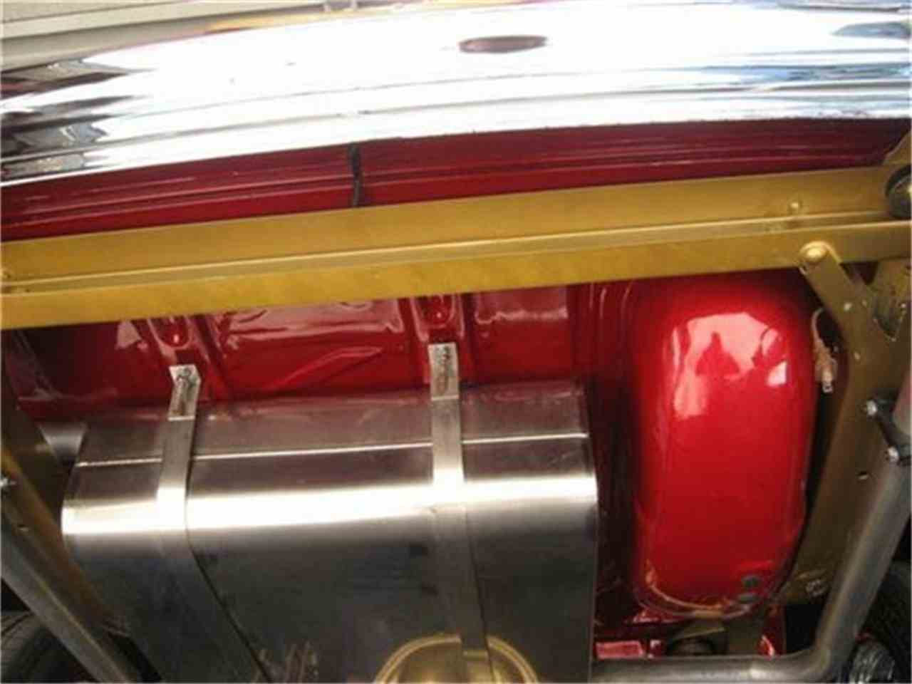 Large Picture of '57 Bel Air located in Florence Alabama Auction Vehicle Offered by Hunt's Auto Restoration - DSSA