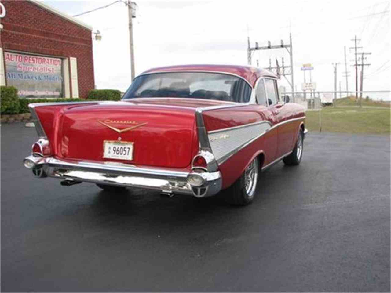 Large Picture of Classic '57 Bel Air - DSSA