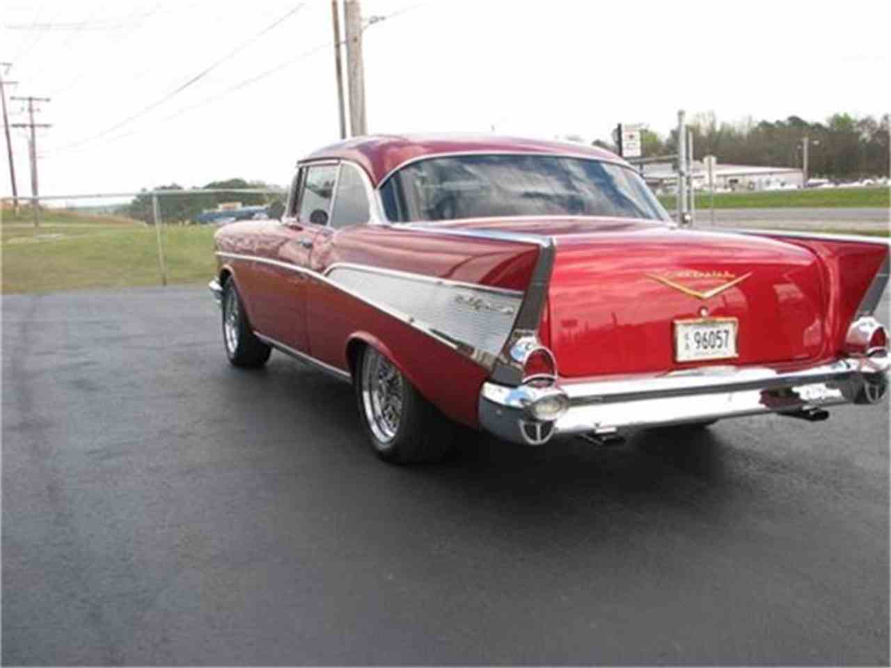 Large Picture of Classic 1957 Bel Air located in Alabama Auction Vehicle - DSSA