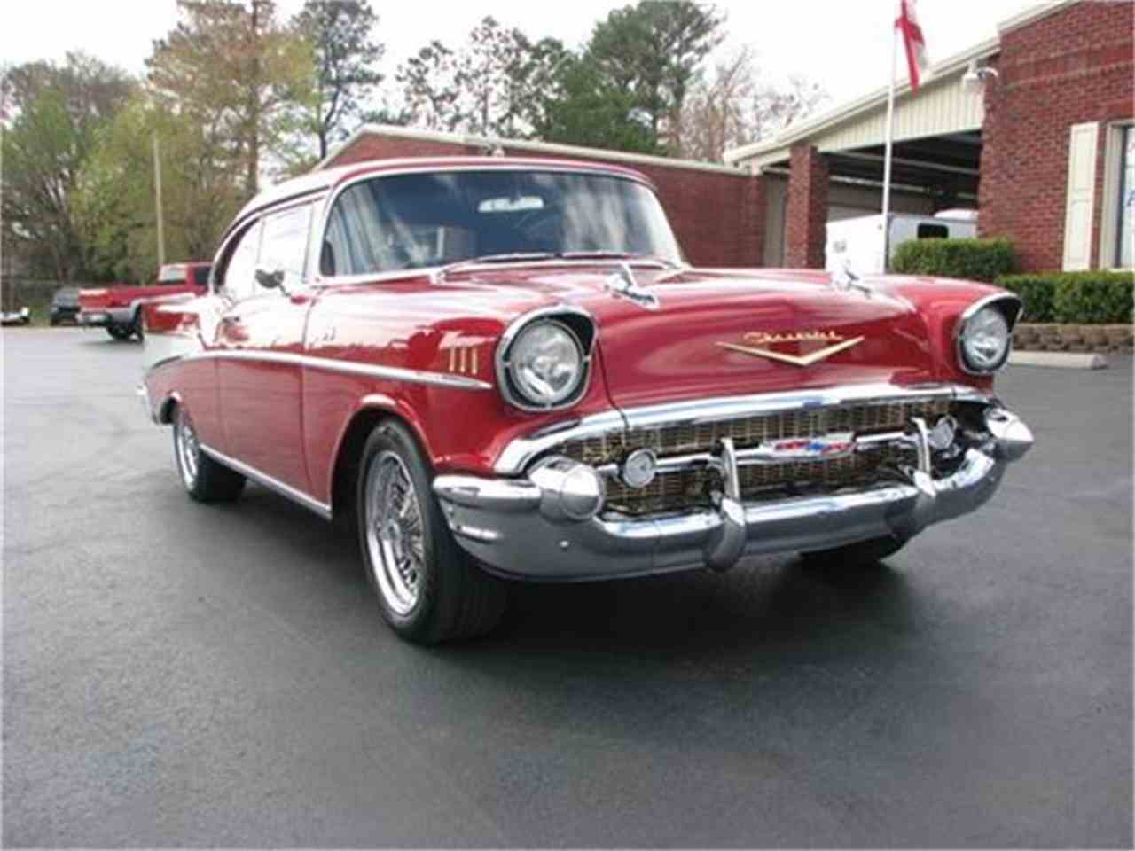 Large Picture of Classic 1957 Chevrolet Bel Air Offered by Hunt's Auto Restoration - DSSA