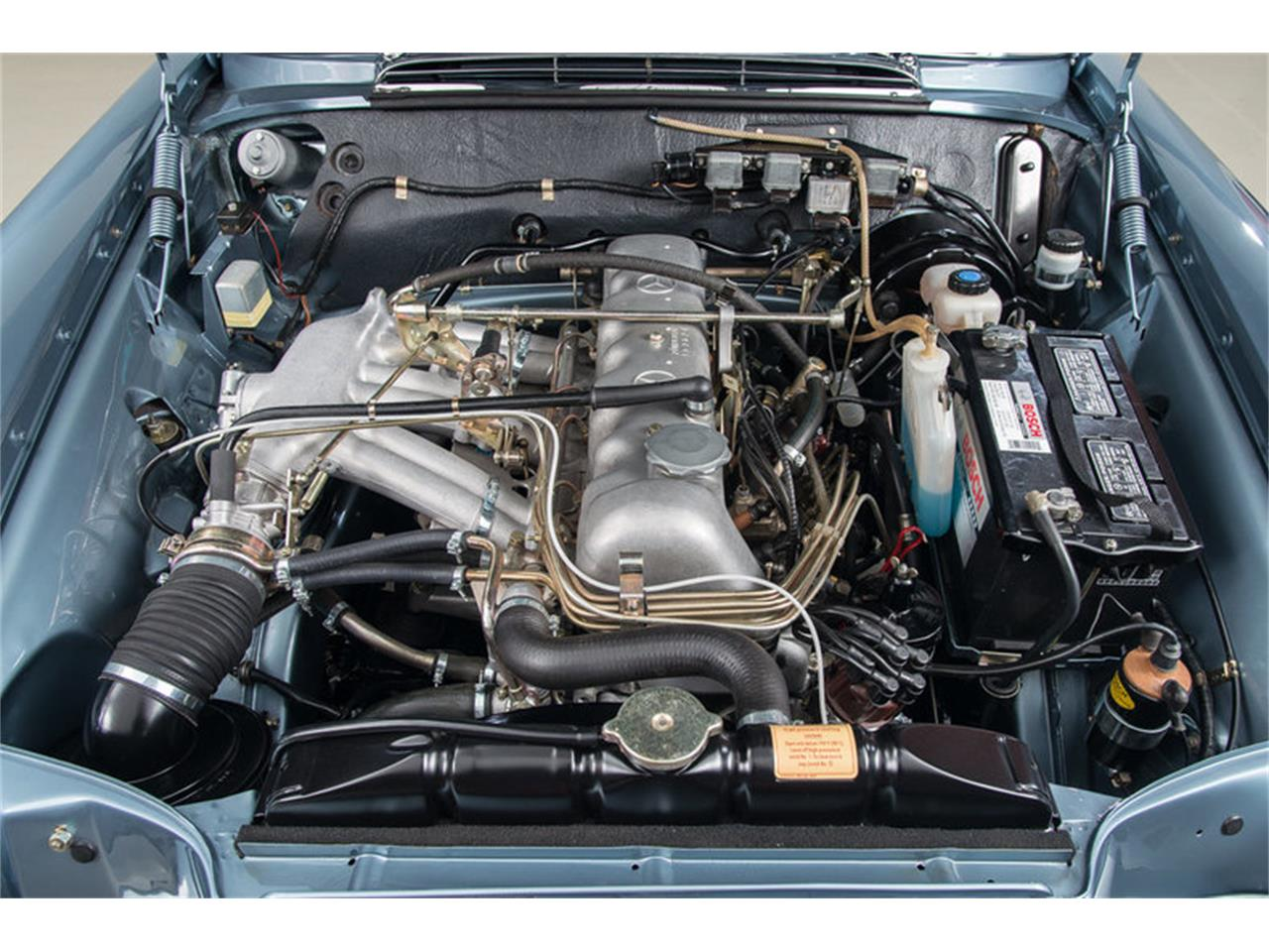 Large Picture of Classic 1966 Mercedes-Benz 250SE located in Scotts Valley California - DSVZ