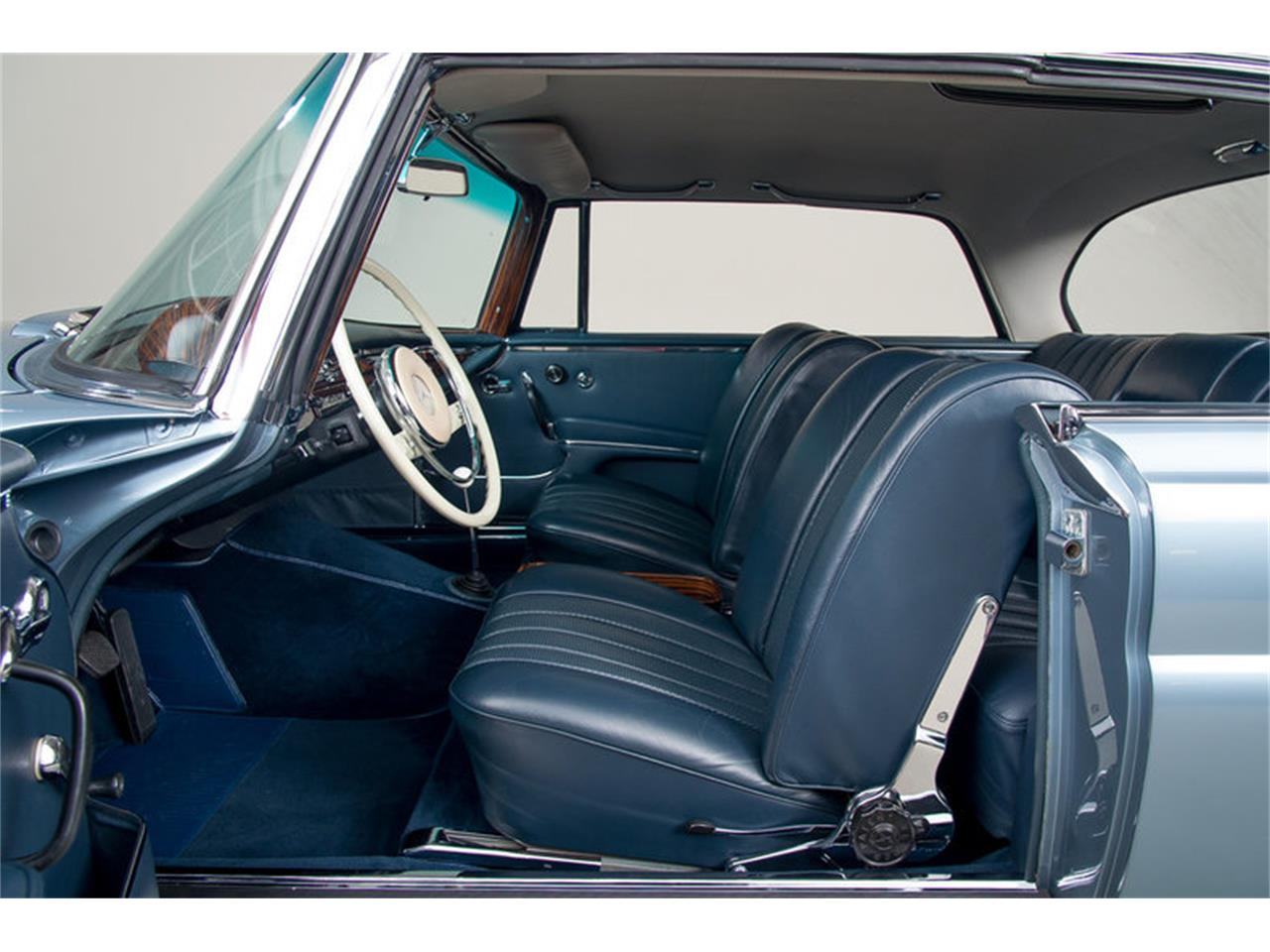 Large Picture of Classic '66 250SE located in Scotts Valley California Offered by Canepa - DSVZ